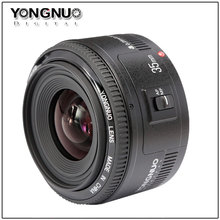 Buy Yongnuo YN35mm F2 1:2 lens Wide-angle Large Aperture Fixed Auto Focus Canon EF Mount EOS Cameras 7DII 6D 5DIII 5DII 80D 70D for $88.99 in AliExpress store