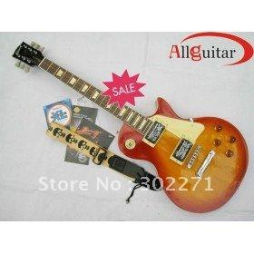 NEW Wholesale Classic 1960 standard Honey Burst Electirc guitar(Free shipping)(China (Mainland))
