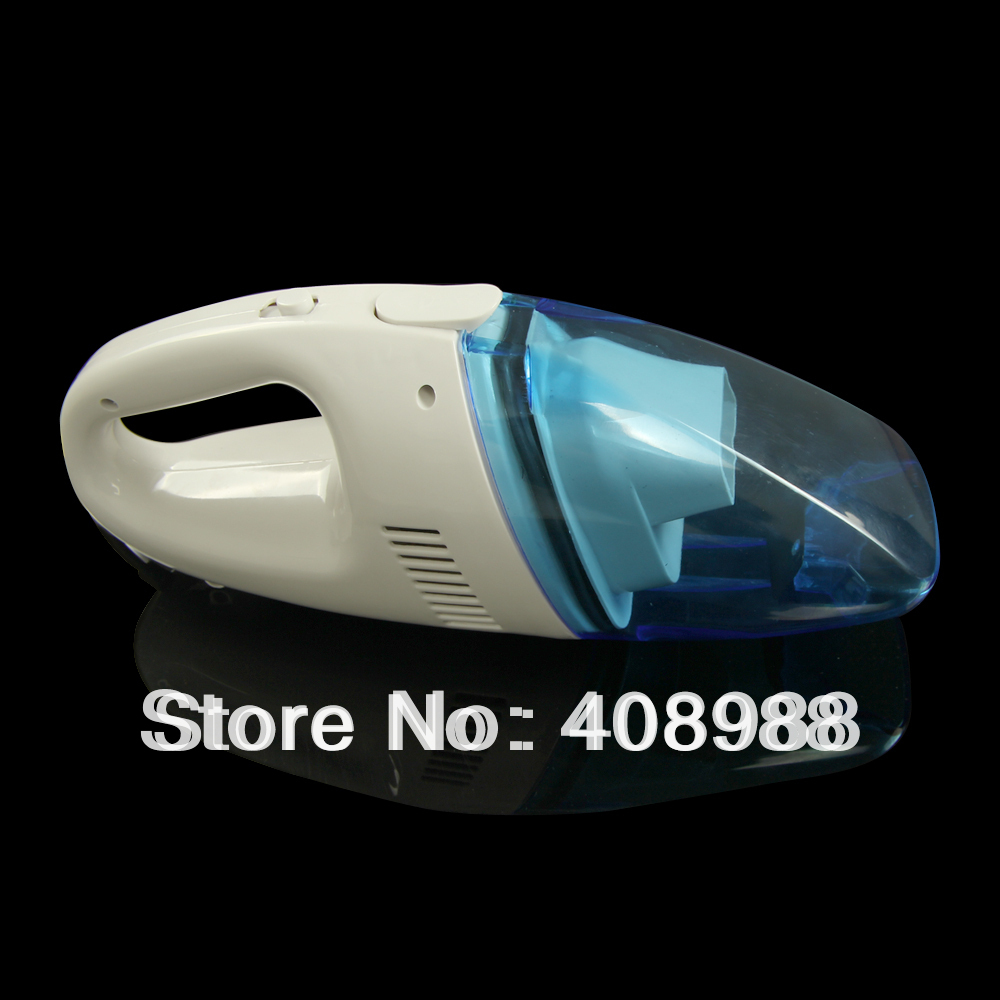 New Blue 60W Portable Auto Car Incar Dust Dirt Suction Vacuum Cleaner(China (Mainland))
