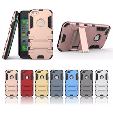 NEW Armor Case Cover For Iphone 5 5S 5C PC+TPU 2 in 1 Shockproof Heavy Duty Rugged Combo Case Cover