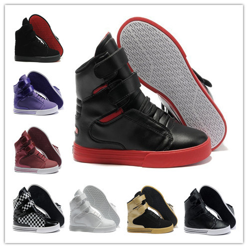 2015 Brand Tenis Skateboarding Shoes For Men Boot High Top Justin Bieber Casual Sports Shoes