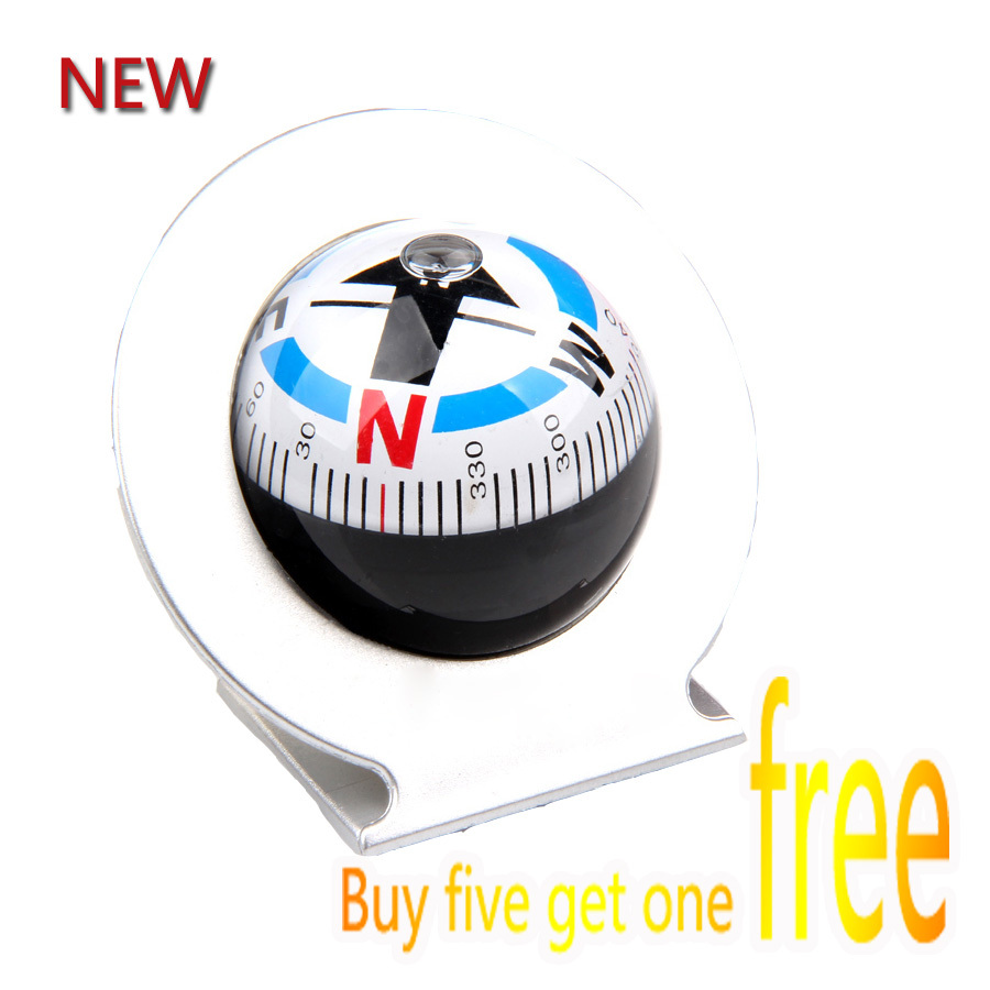 CHALLENGER Car guide ball compass car compass seat boat compass free shipping CHU-0667(China (Mainland))