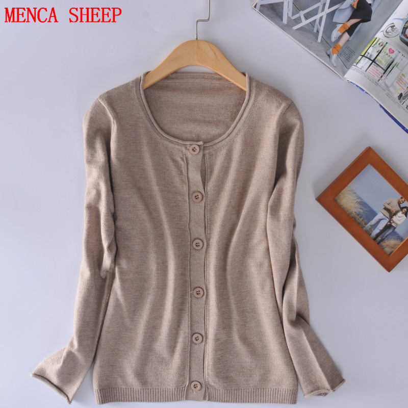 Spring Women Cardigans 12colors Cashmere Sweater Cardigan 2017 New brand Lady Jackets Hot Sale O neck Knitting Curling Clothes(China (Mainland))