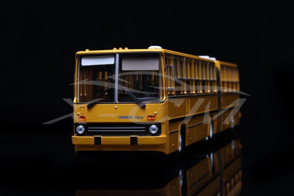 Bus Model Soviet Union Russian Ikarus-280.33M 1:43 (Yellow) + SMALL GIFT!!!(China (Mainland))