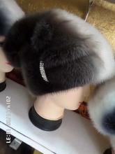 2014 new mink fur hats(China (Mainland))