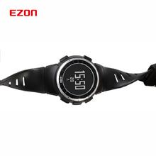 New Design Brand EZON Digital Watch Men Women Sports Watches Marathon Running Hiking Walking Speed Pedometer