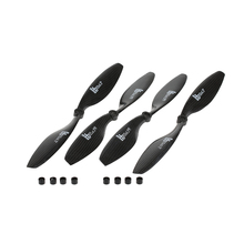 """2 Pairs HJ Carbon Fiber 1045 10 * 4.5"""" CW+CCW Propellers Prop for F450 F500 F550 RC QuadCopter MultiCopter(China (Mainland))"""