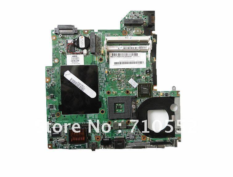 Laptop Motherboard for HP DV2000 V3000 Intel 460718-001 Model
