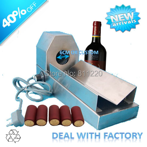 Thermal plastic film wrapping sleeves shrinking machine wine bottle lids capping shrinking tools equipment PVC PP POF film pack(China (Mainland))