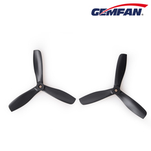 Gemfan PC Props 3 Blade 5550BN for Motor 2204-2206 Mini FPV Bull Nose 5550 Propeller Multicopter Quadcopter Drone 4Pair/8PCS