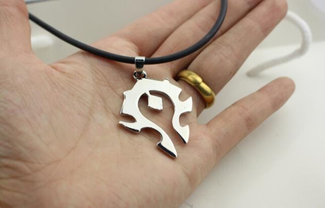 World of warcraft wholesaletribal marks the necklace of world of warcraft(China (Mainland))