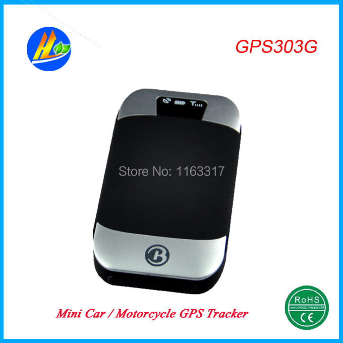 Original GPS303G manufacturer car vehicle tracker GPS device TK303G without box +user manual+CD +Screwdriver with cheapest price(China (Mainland))