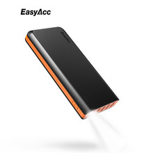 Buy EasyAcc 26000mAh Power Bank 4 Ports External Battery Charger Portable Charger Android Phone Samsung HTC Tablets for $42.45 in AliExpress store