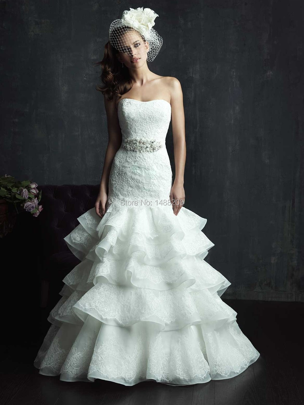 vestido de noiva para corpo triangulo invertido