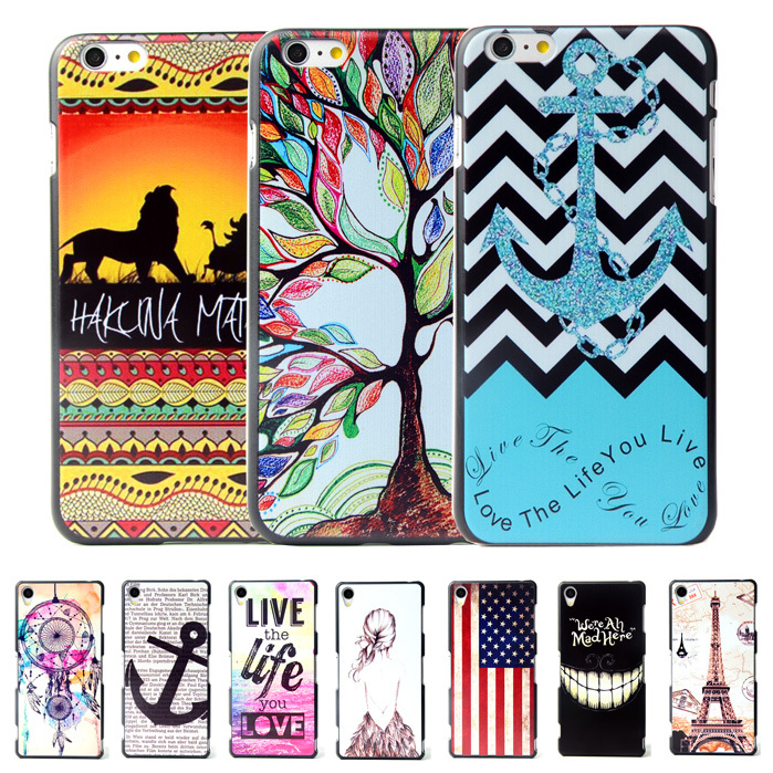 For iPhone6 Brand Ultra Thin Owl Cartoon Pattern Matte Hard Plastic Back Case for Apple iPhone 6 4.7inch Cell Phone Cover Bags(China (Mainland))