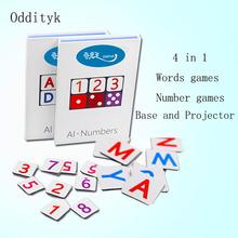 Детей Игрушки Kid Образовательных Количество Math Вычислить Игры Игрушки Раннее Обучение Подсчет числа игры для Детей/слова игры с приложение(China (Mainland))