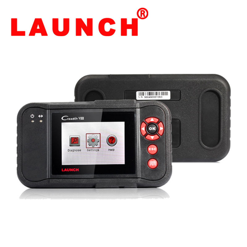 2016 Newest Software Launch Creader VIII Eaual to CRP129 OBDII/EOBD Auto Code Scanner free update online diagnostic for 4 system(China (Mainland))