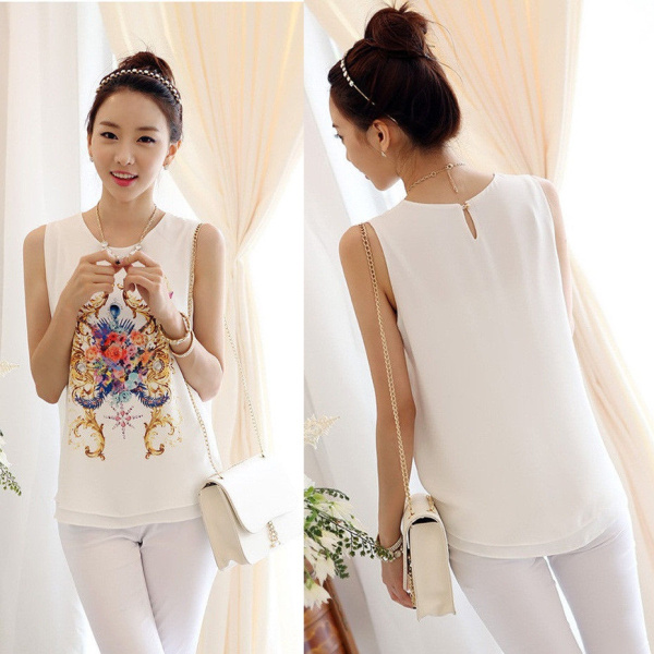 2014 Summer New Fashion Korean Style Blouses Women 39 S