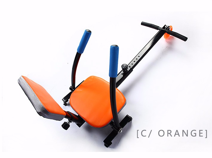 Hoverseat Go Kart Conversion Kit for Self balance Scooter All Ages Self Balancing overboard -HoverBoard not included Hoverboard