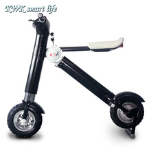 ET King Foldable Electric Scooter 48V 350W 8.8A Portable mobility scooter Electric two-wheeled vehicle electric bicycle(China (Mainland))
