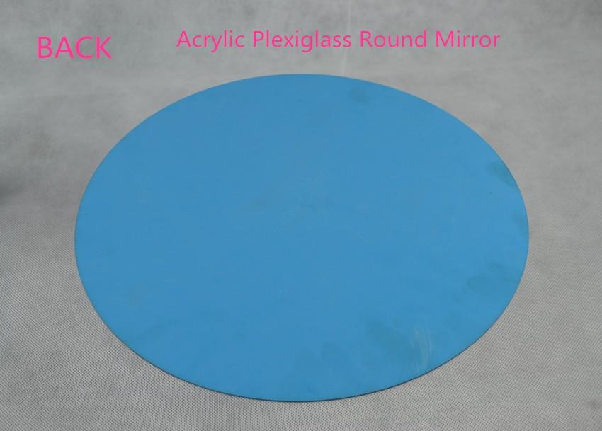 2 THZ Acrylic Pleixglass Round Mirror (5)