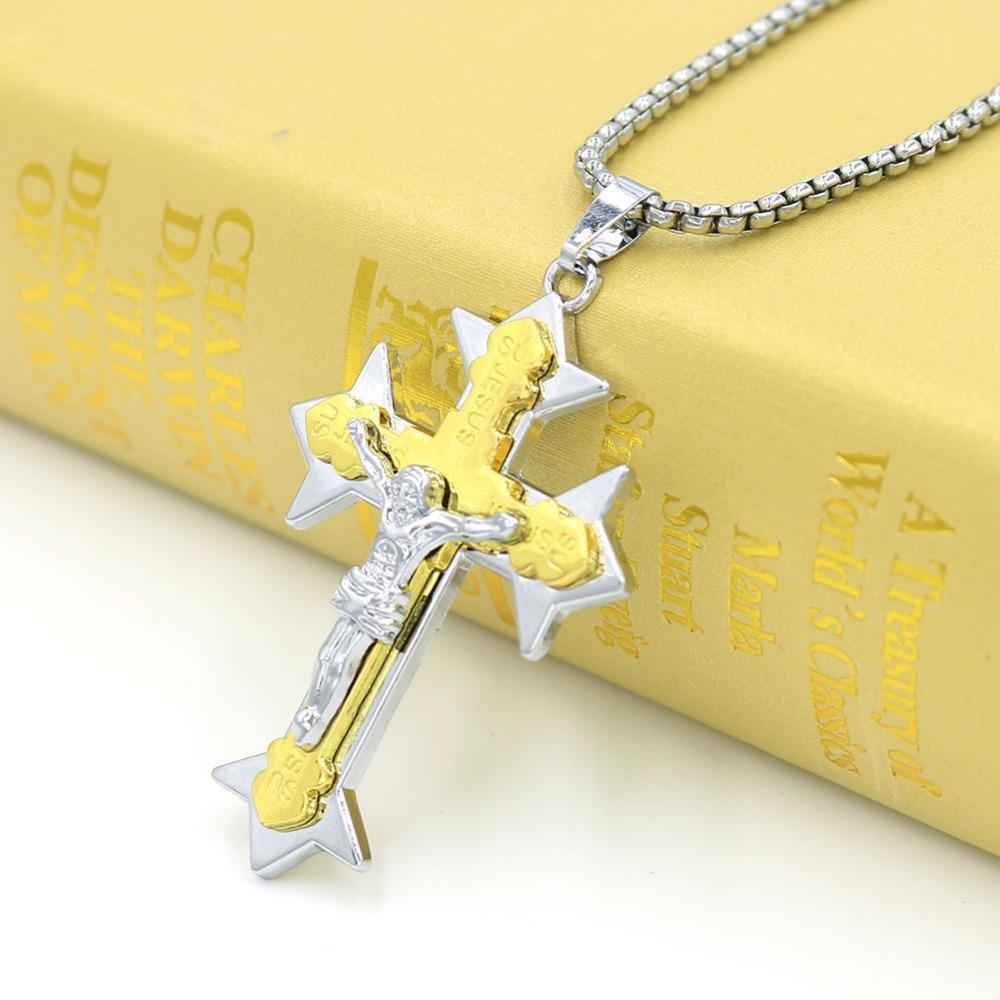 Christian Necklaces  Cross Heart Jesus Love amp More
