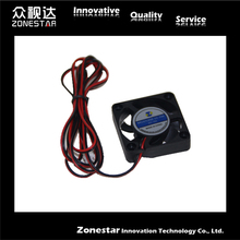 Extruder Cooling Fan 40X40X10mm DC12V 3D Printer Accessories Parts with 1m Wire