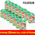 300 sheet Fujifilm Fuji Instax Mini 8 film for Fujifilm Instant Mini 7s 25 50s 90