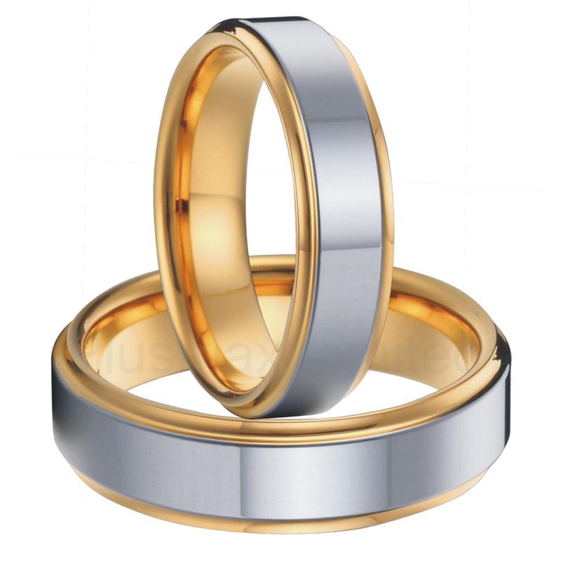 aneis de titanio   titanium Wedding  Engagement  Couples Rings for men and women<br><br>Aliexpress
