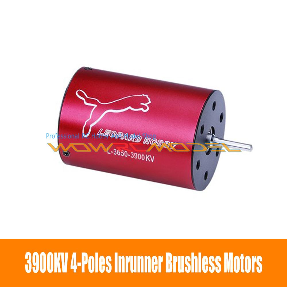 Quality LEOPARD RC Boat 4-Poles 3650 Inrunner Brushless Motor LBP3650/3.5D 3900KV(China (Mainland))