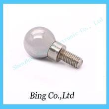 Free Shipping ! 6pcs/lot 3D printer accessories delta kossel rostock K800 magnet joint spherical ball screw