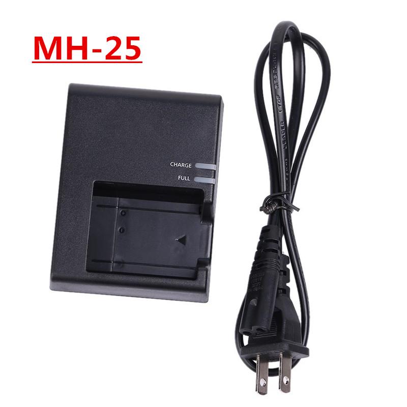 MH-25 MH25 Battery Charger for Nikon EN-EL15 V1 D600 D610 D7100 D810 D7000 D800E