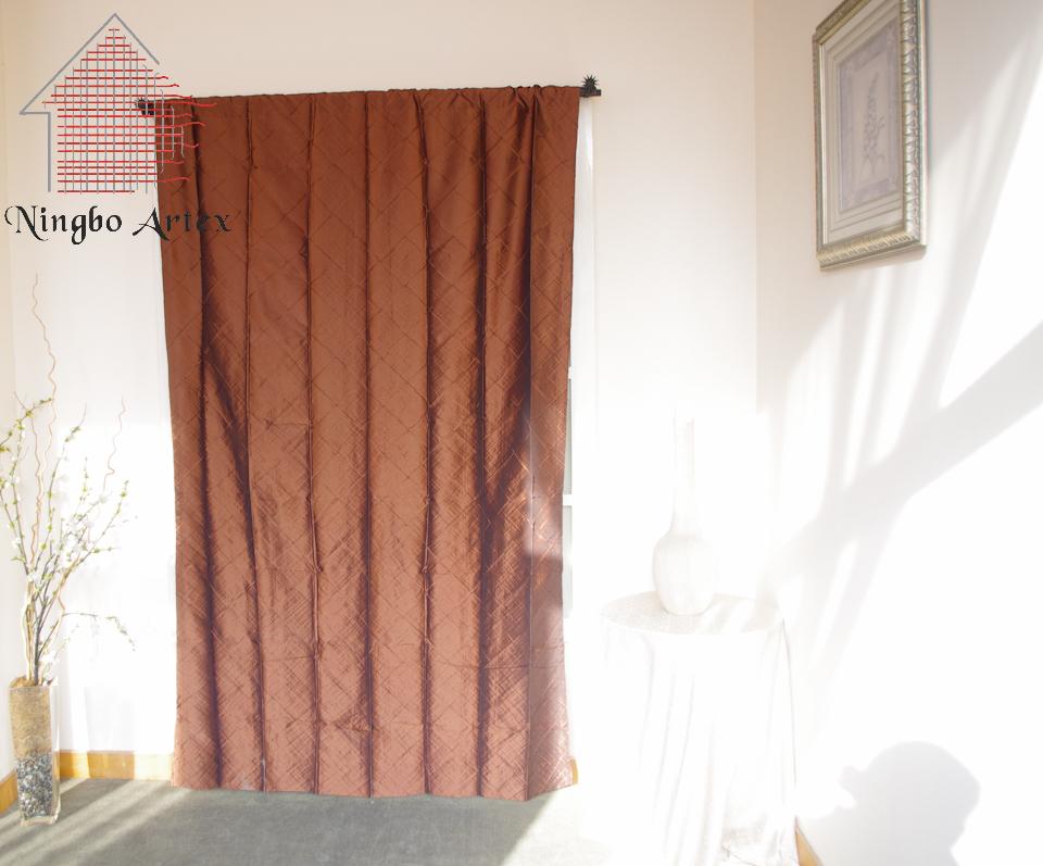 popular taffeta curtains buy cheap taffeta curtains lots. Black Bedroom Furniture Sets. Home Design Ideas