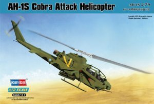 HobbyBoss 87225 1/72 AH-1S Cobra Attack Helicopter