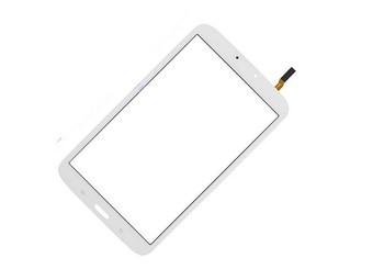 Бесплатная доставка высокое качество Для Samsung Tab 3 8.0 SM-T310 Galaxy Wi-Fi версия Сенсорного Экрана Digitizer Стекло Объектива бесплатные инструменты,