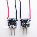 3X1W LED driver 12V MR16 driver  3*1W for MR16 lamp cup drive 3pcs 1W LED high power lamp bead
