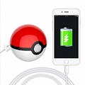 Pokeball Go Toy Cosplay Games Ball 12000MAH power bank Pokemons powerbank portable External battery pack charger