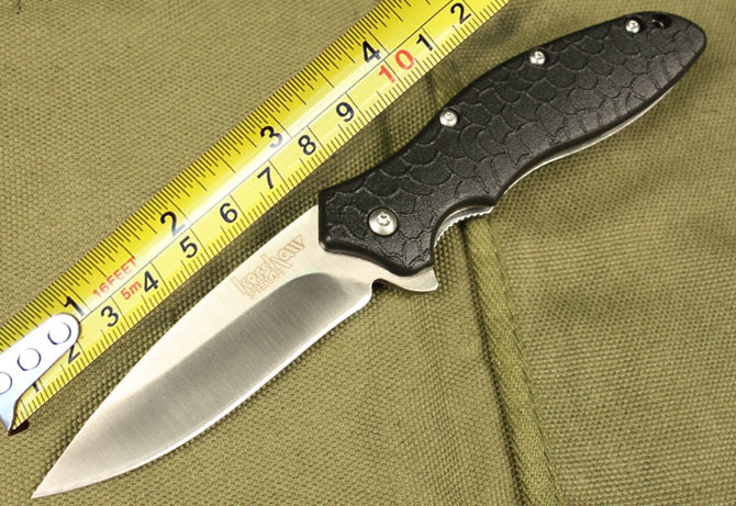 Little Fish Kershaw Outdoor Folding Knives,8Cr13Mov Blade Sanding Camping Knife,Survival Knife.(China (Mainland))