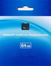 100% NEW Original 64GB Memory Card For PS Vita/PSVITA(China (Mainland))