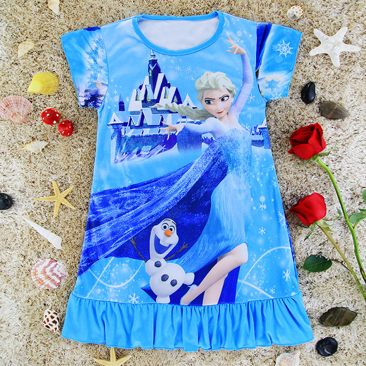 elsa dress reine des neiges vestido elsa costume cute disfraz fever elza anna infantil roupa ana. Black Bedroom Furniture Sets. Home Design Ideas