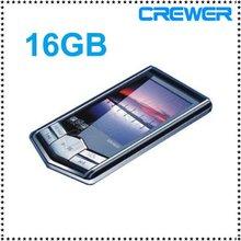 "mp3 player mp4 player 16GB New Slim 1.8""LCD  MP4 Radio FM Player Free Gift(China (Mainland))"