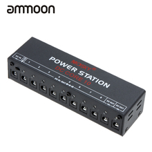 Buy DC-CORE10 Mini Guitar Effect Power Supply 9V 12V 18V Guitar Effect Ten Isolated Outputs Compact Portable Guitar Parts for $23.87 in AliExpress store