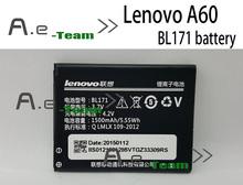 Lenovo A60 аккумулятор BL171 новый оригинальный 1500 мАч высокое качество литий-ионный аккумулятор Lenovo A500 A65 A390 A368 A390T — в наличии свободной шипп