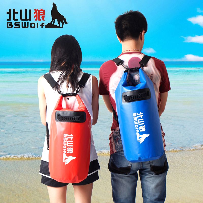 10L New Portable Waterproof Bag Storage Dry Bag for Canoe Kayak Rafting Sports Outdoor Camping Travel Kit Equipment Free Ship(China (Mainland))