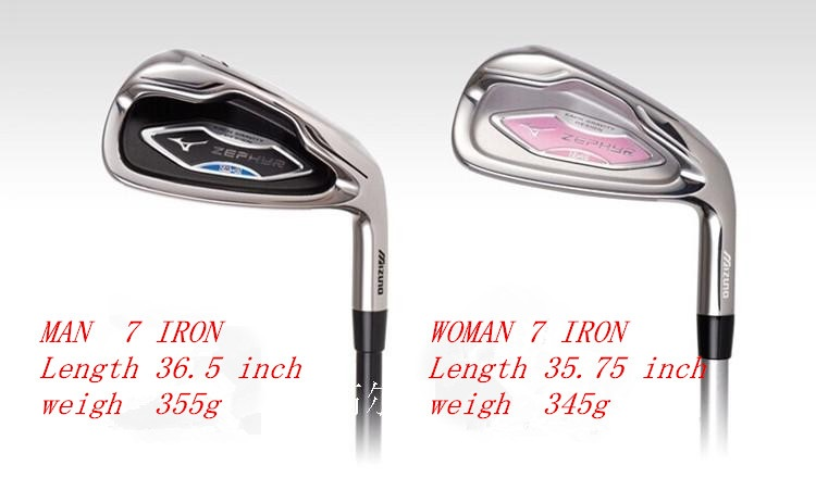BEST selling brand golf iron,golf clubs ,golf 7 iron for man and woman(China (Mainland))