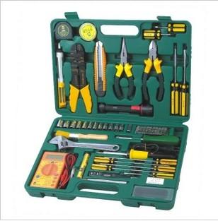 Effective toolbox mechanic tool set Authentic Deli Deli 50 Hand Tools Telecommunications DL1050<br><br>Aliexpress
