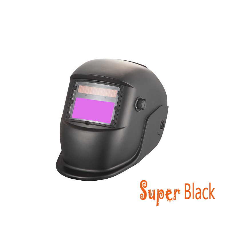 Solar Auto Darkening Mig Tig Arc adjustment Cheapest Welding helmet masks hood,electric welding glass helmets goggles CE(China (Mainland))