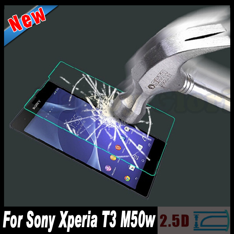 Защитная пленка для мобильных телефонов 2 /0,3 2,5 D Xperia Sony Xperia T3 M50W защитная пленка для мобильных телефонов 2 0 3 2 5 d sony xperia t2 xm50h
