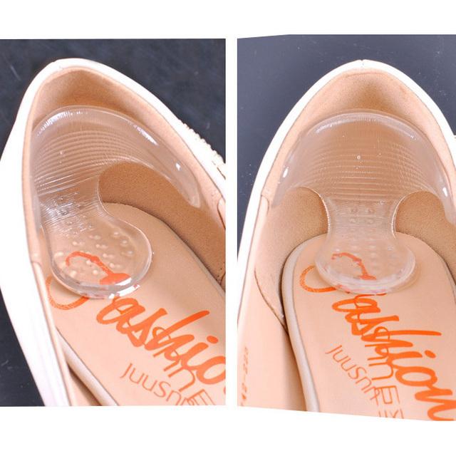 Rearfoot невидимым мягкие силикагель прозрачные - slip-устойчивы обувь stickershigh ...