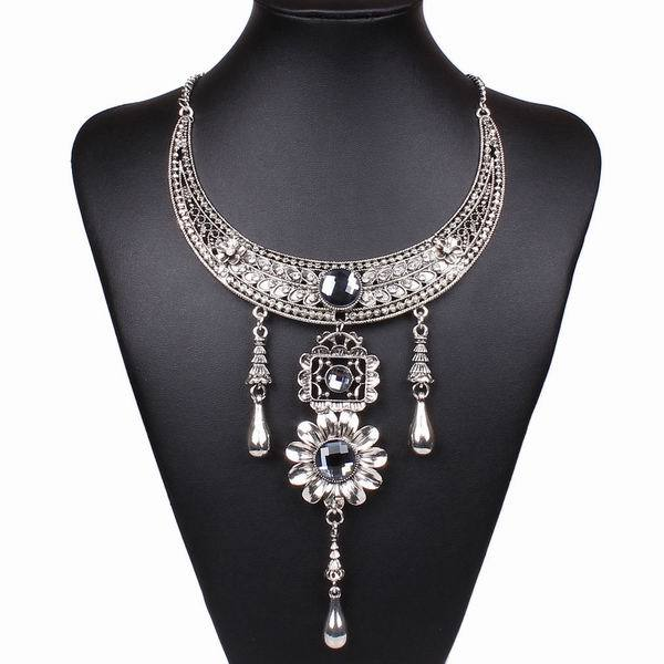 2014 Hot Sale Lady s Alloying Galaxy Luxurious Pendant Necklace Women Club Statement Jewlery Accessories Gift